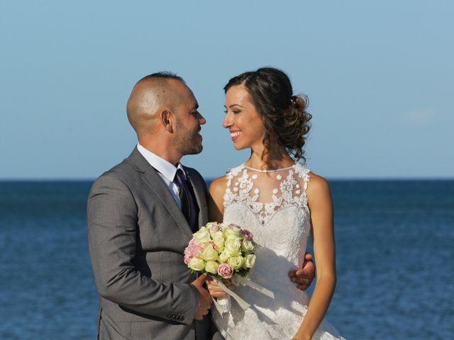 Il matrimonio di Federico e Valentina a Perdasdefogu, Nuoro 210