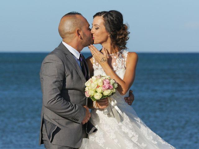 Il matrimonio di Federico e Valentina a Perdasdefogu, Nuoro 212