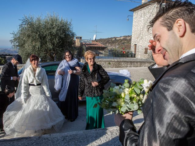 Il matrimonio di Alessandro e Erika a Sant'Ambrogio di Valpolicella, Verona 8