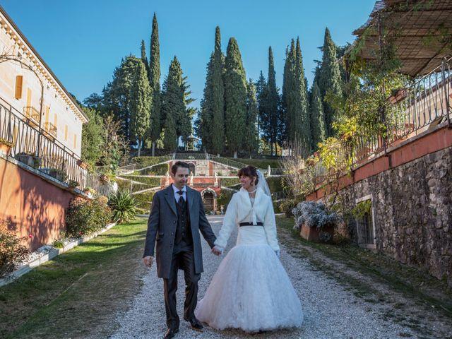 Il matrimonio di Alessandro e Erika a Sant'Ambrogio di Valpolicella, Verona 9