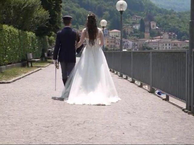Il matrimonio di Andrea e Giulia a Malnate, Varese 1