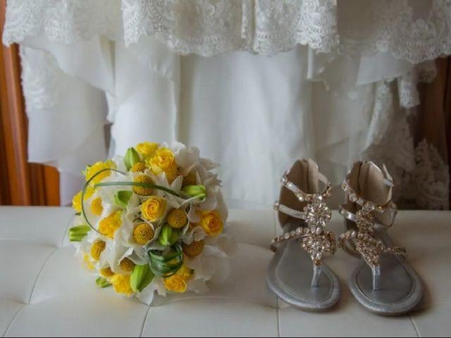 Il matrimonio di Andrea e Giulia a Malnate, Varese 4