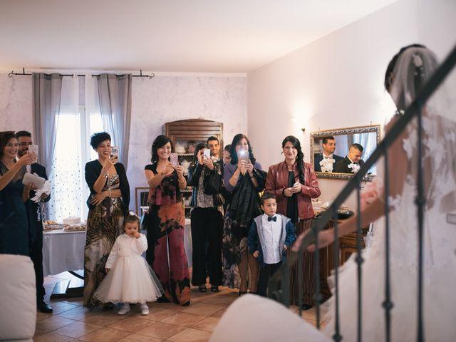 Il matrimonio di Andrea e Marzia a Bassano Romano, Viterbo 12