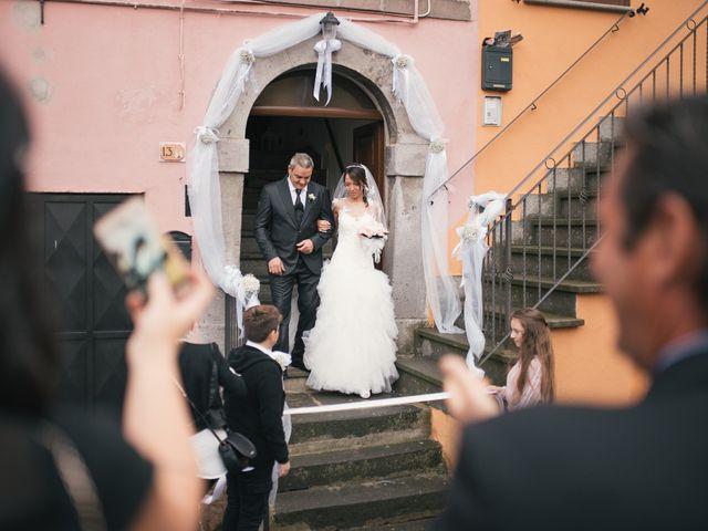 Il matrimonio di Andrea e Marzia a Bassano Romano, Viterbo 13