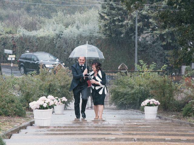 Il matrimonio di Andrea e Marzia a Bassano Romano, Viterbo 14