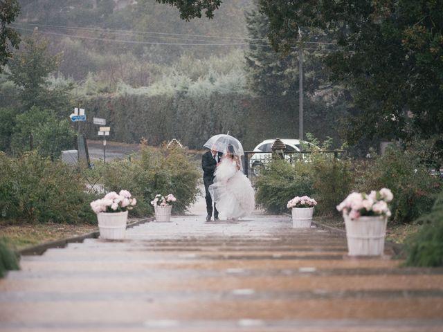 Il matrimonio di Andrea e Marzia a Bassano Romano, Viterbo 15