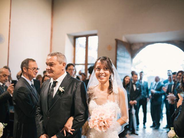 Il matrimonio di Andrea e Marzia a Bassano Romano, Viterbo 16