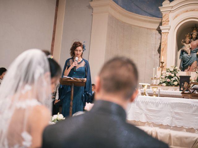 Il matrimonio di Andrea e Marzia a Bassano Romano, Viterbo 17