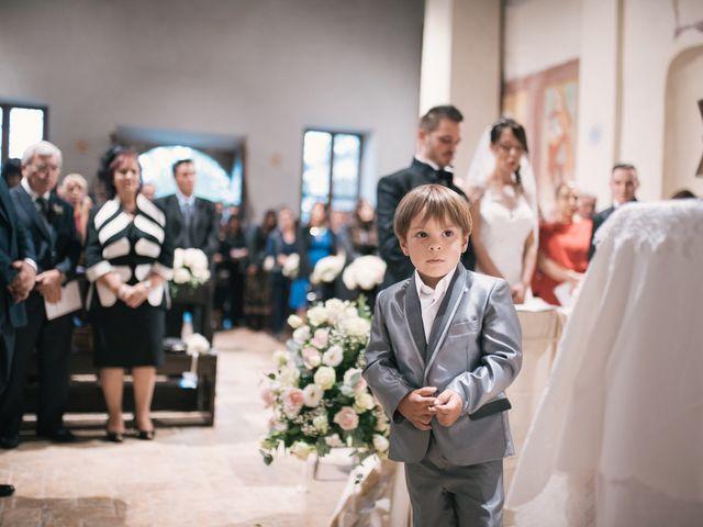 Il matrimonio di Andrea e Marzia a Bassano Romano, Viterbo 18