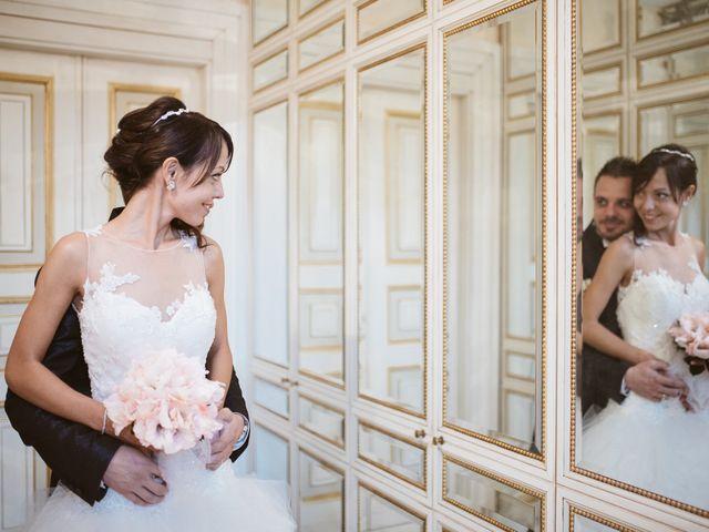 Il matrimonio di Andrea e Marzia a Bassano Romano, Viterbo 23