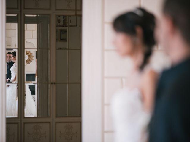 Il matrimonio di Andrea e Marzia a Bassano Romano, Viterbo 25