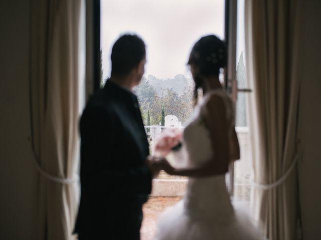 Il matrimonio di Andrea e Marzia a Bassano Romano, Viterbo 26