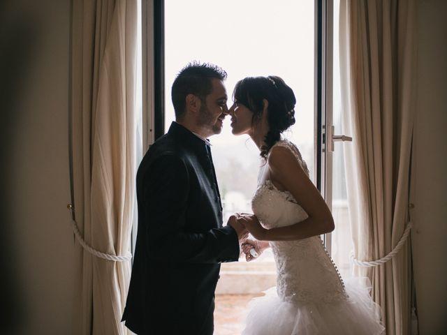 Il matrimonio di Andrea e Marzia a Bassano Romano, Viterbo 27
