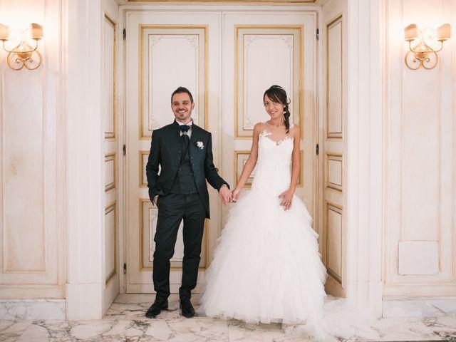 Il matrimonio di Andrea e Marzia a Bassano Romano, Viterbo 31