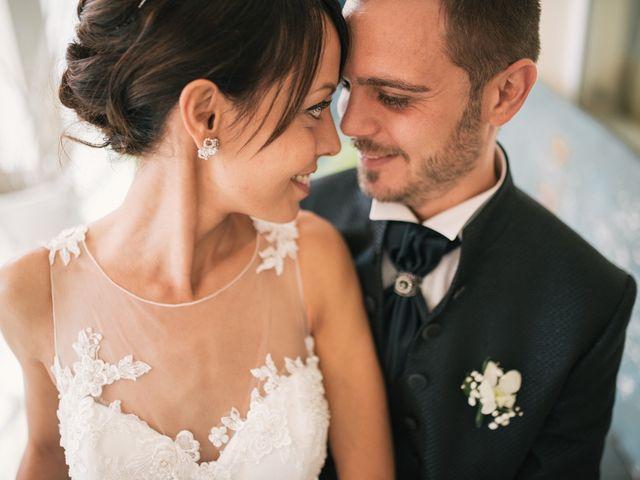 Il matrimonio di Andrea e Marzia a Bassano Romano, Viterbo 34
