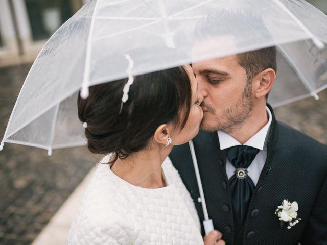 Il matrimonio di Andrea e Marzia a Bassano Romano, Viterbo 37