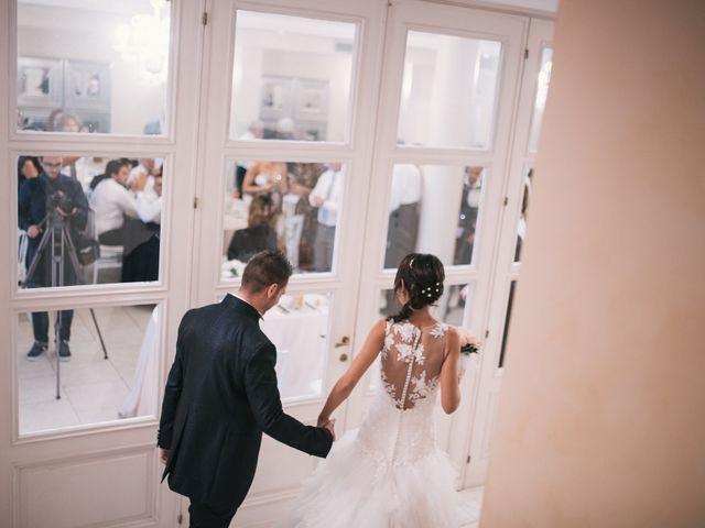 Il matrimonio di Andrea e Marzia a Bassano Romano, Viterbo 38