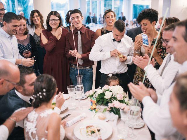 Il matrimonio di Andrea e Marzia a Bassano Romano, Viterbo 40