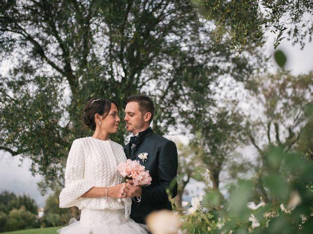 Il matrimonio di Andrea e Marzia a Bassano Romano, Viterbo 46