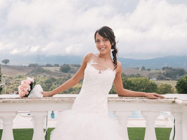 Il matrimonio di Andrea e Marzia a Bassano Romano, Viterbo 49