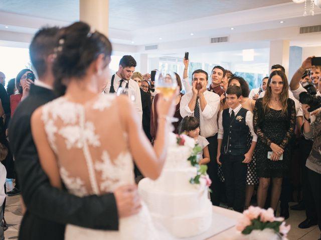 Il matrimonio di Andrea e Marzia a Bassano Romano, Viterbo 55
