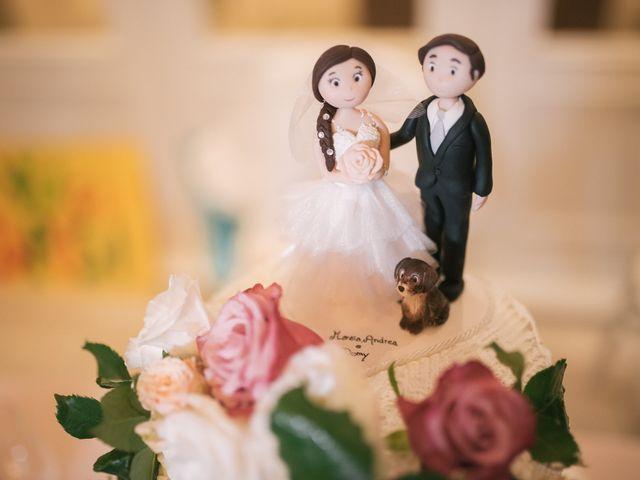 Il matrimonio di Andrea e Marzia a Bassano Romano, Viterbo 57