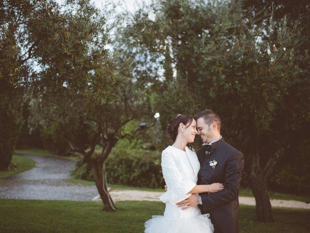 Il matrimonio di Andrea e Marzia a Bassano Romano, Viterbo 1