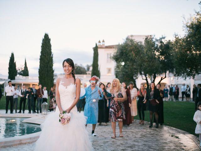 Il matrimonio di Andrea e Marzia a Bassano Romano, Viterbo 65