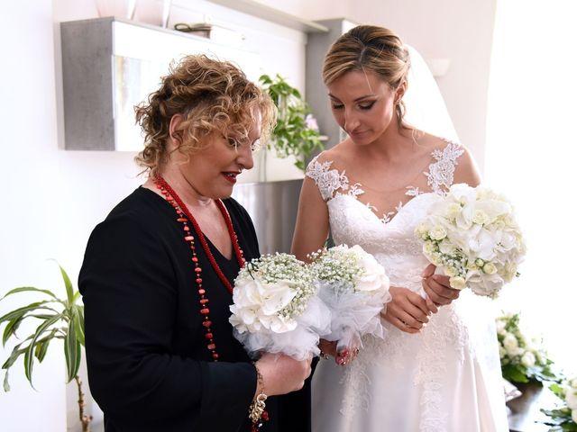 Il matrimonio di Tiziano e Alice a Fasano, Brindisi 17