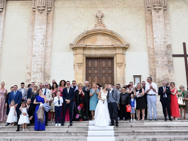 Il matrimonio di Tiziano e Alice a Fasano, Brindisi 31