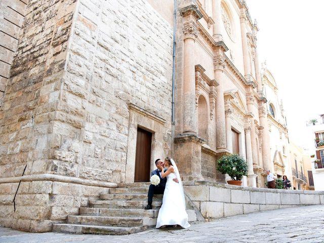 Il matrimonio di Tiziano e Alice a Fasano, Brindisi 35