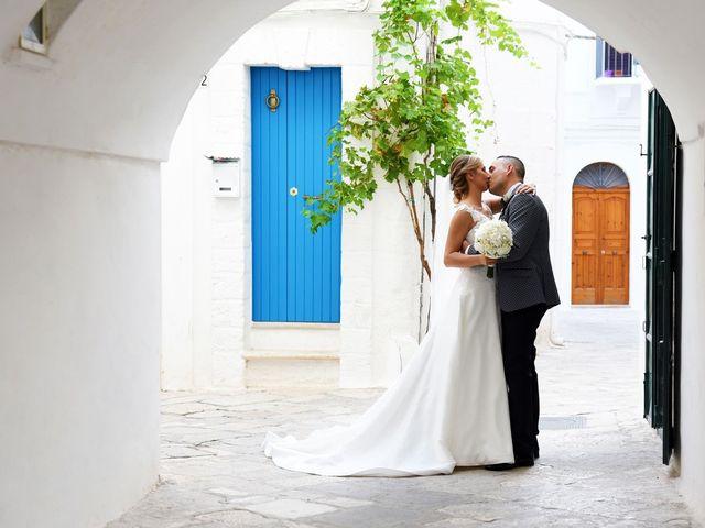 Il matrimonio di Tiziano e Alice a Fasano, Brindisi 38