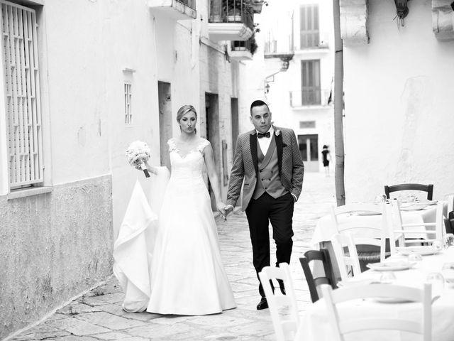 Il matrimonio di Tiziano e Alice a Fasano, Brindisi 40