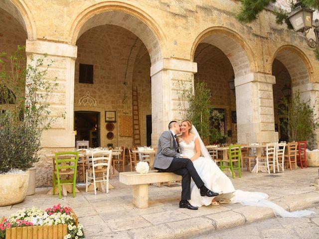 Il matrimonio di Tiziano e Alice a Fasano, Brindisi 42