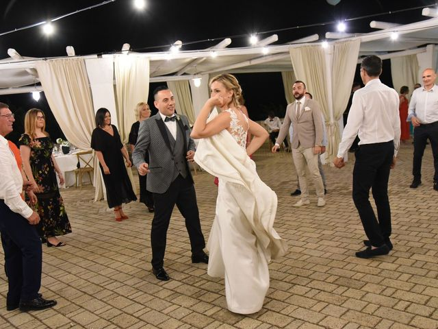 Il matrimonio di Tiziano e Alice a Fasano, Brindisi 50