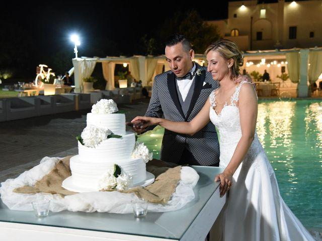 Il matrimonio di Tiziano e Alice a Fasano, Brindisi 55