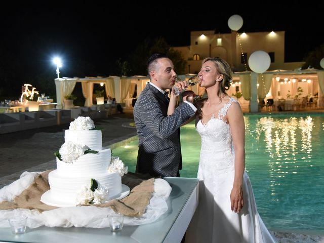 Il matrimonio di Tiziano e Alice a Fasano, Brindisi 56