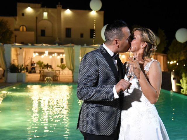 Il matrimonio di Tiziano e Alice a Fasano, Brindisi 57