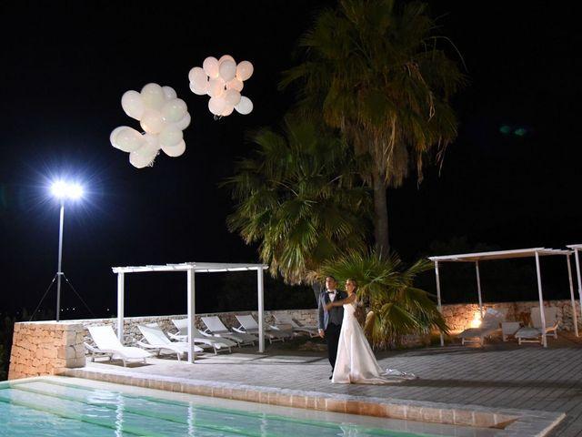 Il matrimonio di Tiziano e Alice a Fasano, Brindisi 58