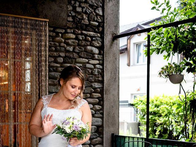 Il matrimonio di Raoul e Cinzia a Colico, Lecco 17