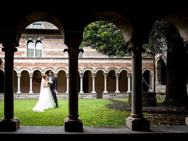 Il matrimonio di Raoul e Cinzia a Colico, Lecco 34
