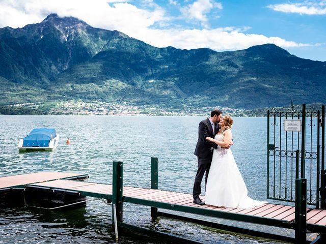 Il matrimonio di Raoul e Cinzia a Colico, Lecco 37