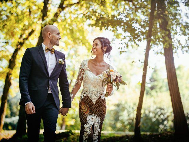 Il matrimonio di Stefano e Sherly a Modena, Modena 45