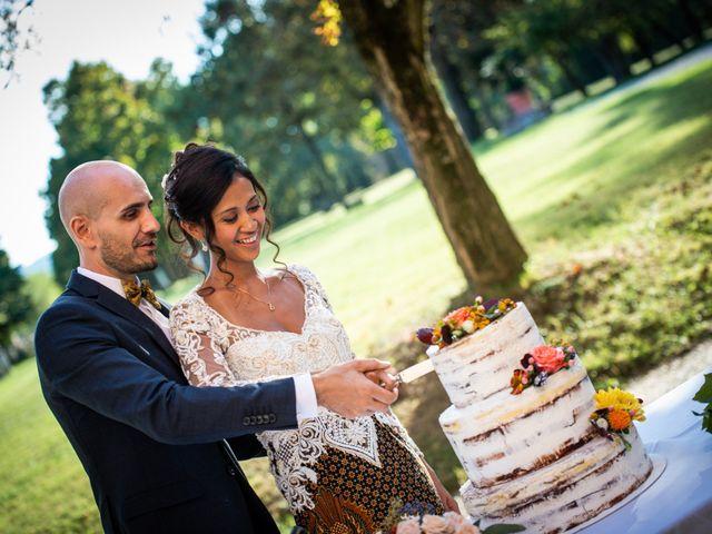 Il matrimonio di Stefano e Sherly a Modena, Modena 52
