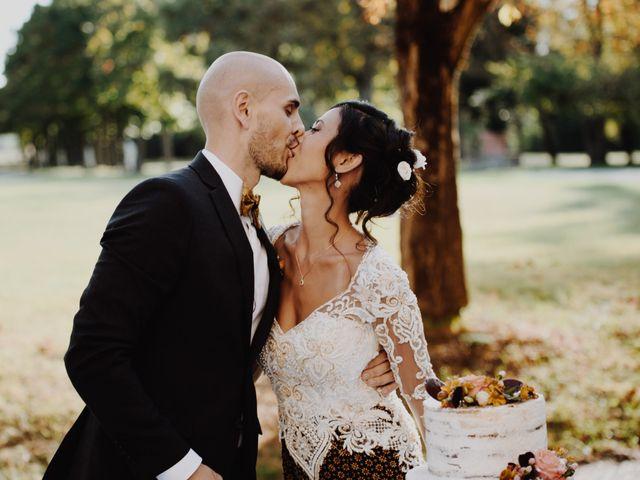 Il matrimonio di Stefano e Sherly a Modena, Modena 53