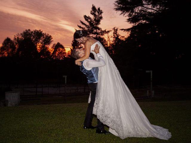 Il matrimonio di Davide e Monica a Briosco, Monza e Brianza 1
