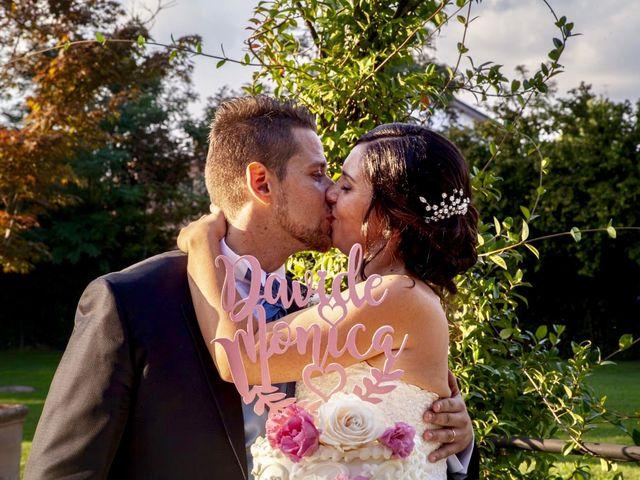 Il matrimonio di Davide e Monica a Briosco, Monza e Brianza 2
