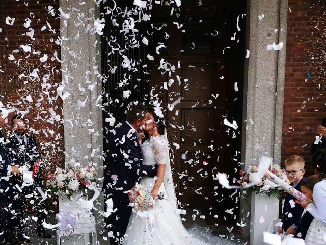 Il matrimonio di Davide e Monica a Briosco, Monza e Brianza 4