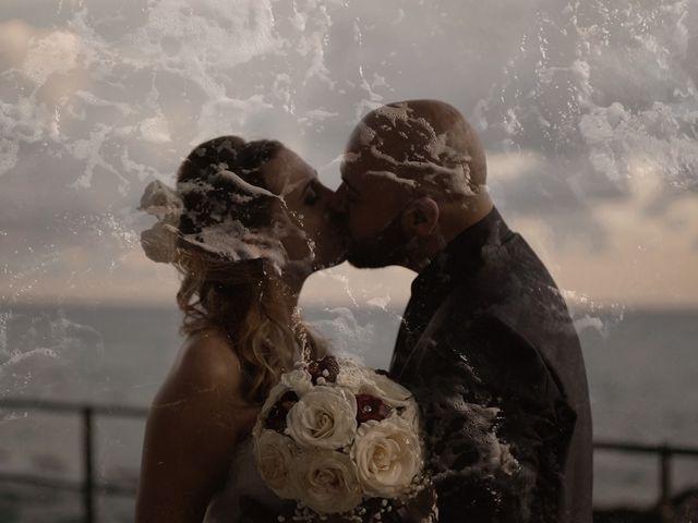 Le nozze di Chiara e Rosario