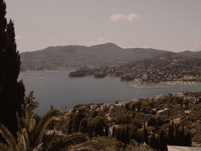 Il matrimonio di Rosario e Chiara a Rapallo, Genova 2